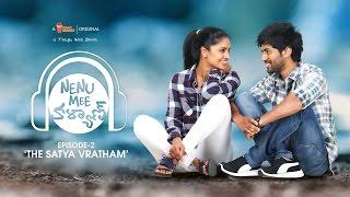 Nenu Mee Kalyan S01E02 - 'The Satya Vratham' | Telugu Web Series | A ChaiBisket Original