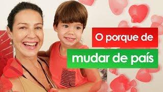 MINHA IDA PARA PORTUGAL | Deixa eu falar | Luana Piovani