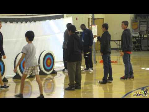 SCSS and SSDHH Archery Class