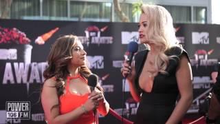 Rita Ora Talks Wardrobe Malfunctions and Working W/ Iggy Azalea