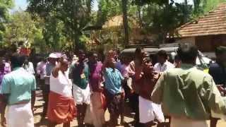 SNDP Pooram 2014 - Drunken Dance