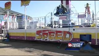 Miss. State Fair has new rides