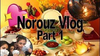 Norouz Vlog 1 - 2018 (Iranian New Year 1397)