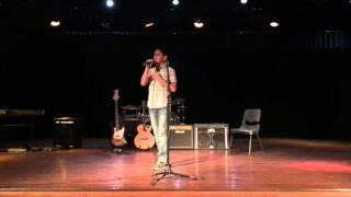 Audric Round 1 : Sing Off 2016
