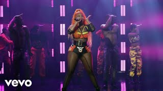 Nicki Minaj - Barbie Dreams, Ganja Burns & FEFE (Live From The Ellen Show 2018)