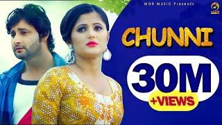 ✓ CHUNNI || Raju Punjabi # Vijay Varma & Anjali Raghav || New Haryanvi D J Song 2017 || Mor Music