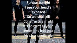 Skunk Anansie -  You'll follow me down (with lyrics)