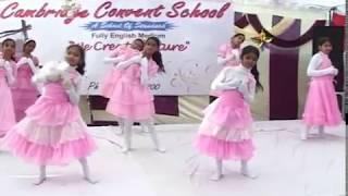 choti si asha dance by school kids