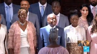UK Royal Wedding: Gospel Choir sings