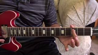 Bhairavi or phrygian -  a simple tutorial on guitar