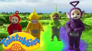 ★Teletubbies English Episodes★ Rainbow ★ Full Episode - HD (S15E55) Cartoons for Kids
