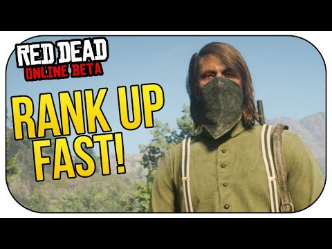 Xxx Mp4 How To RANK UP FAST SOLO In Red Dead Online 3gp Sex