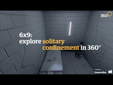 Xxx Mp4 6x9 A Virtual Experience Of Solitary Confinement – 360 Video 3gp Sex