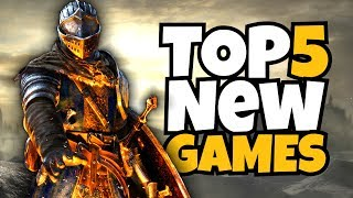 TOP 5 NEW Games in May 2018!