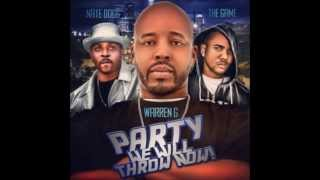 Warren G feat Nate Dogg and The Game - Party We Will Throw Now (Instrumental)