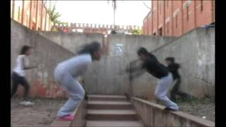 Malagasy team leapers - Girls' flow