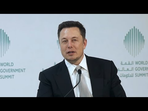 Elon Musk's crazy predictions for the year 2067
