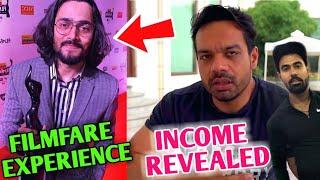 BB Ki Vines Filmfare Awards Experience   Flying Beast YouTube Income Revealed   GauravZone Exposed?