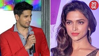 Sidharth Reacts On Break-up Rumors With Alia   Deepika & Varun To Act Together For A Film?