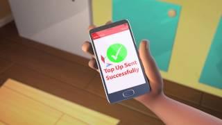 Download the Digicel Top Up App - Send Top Up home!