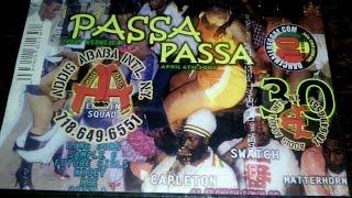 Passa Passa 30 {OLD SCHOOL} Dancehall Party Video (Capleton Matterhorn Swatch)Kingston, Jamaica 2005