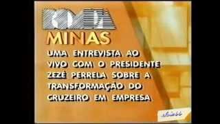 Chamada   Bom dia Minas   TV Globo   1999