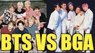 #FANWAR BEST KPOP GROUP BTS VS BGA?