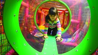 Kids Playground sets The Indoor Playground with toys