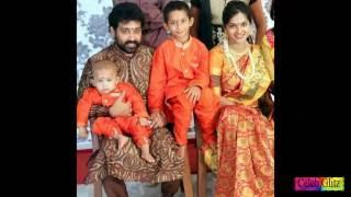 ACTOR SHIVA  BALAJI  AND ACTRESS  MADHUMITA MARRIAGE AND FAMILY VEDIO