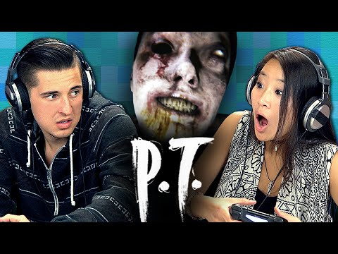 P.T. PART 1 Silent Hills Teens React Gaming