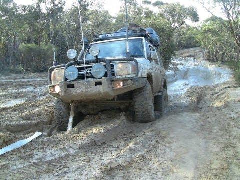 Border Track 2013 (76 Series V8 LandCruiser)