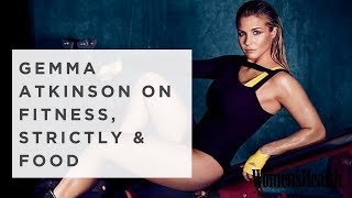 Gemma Atkinson on Strictly, Silencing Body Critics, Her Fitness & Post Workout Food