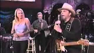 MERLE HAGGARD & JEWEL   Silver Wings