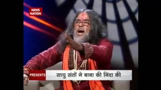 Big boss 10 new OMG mad swami om got beaten by audience