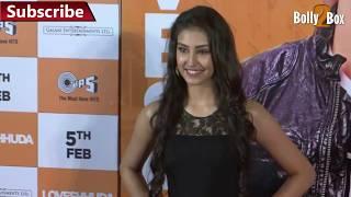 Navneet Kaur Dhillon Hot In Short Prom Dress