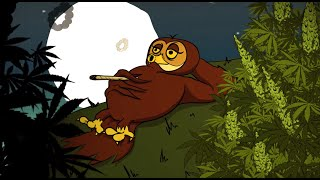 The Four Owls - Silent Flight (OFFICIAL VIDEO)