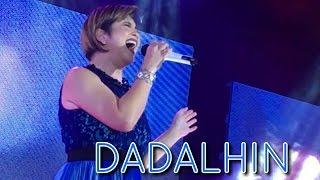 REGINE VELASQUEZ - Dadalhin (Something New In My Life Concert)