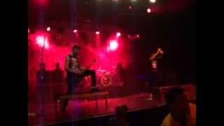 A Day To Remember - Life Lessons Learned The Hard Way @LIVE from Vienna, Austria (26.01.2014)
