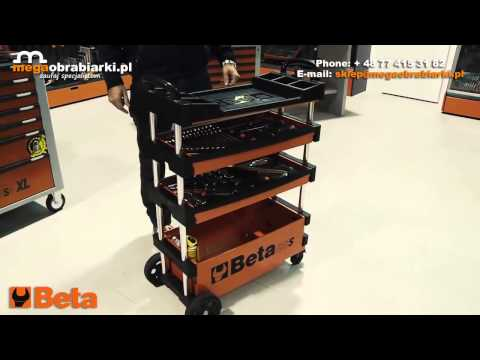 Wózek na narzędzia szafka C27S Beta