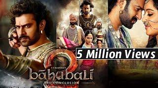 Baahubali 2 Story leaked | bahubali 2 the conclusion Movie Story |Why Did kattappa killed bahubali