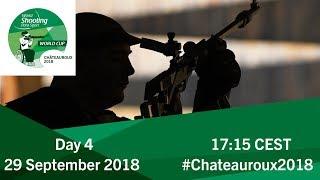 Mixed 10m Air Rifle prone SH2 Final   Day 4   Chateauroux 2018