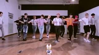 SEVENTEEN (세븐틴) - 아주 NICE (VERY NICE) Dance Practice (Mirrored)