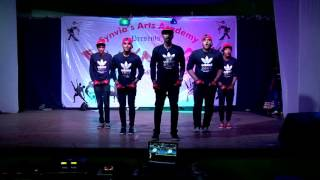 Group (Adult) Contestant - MY SWAG DANCE CREW