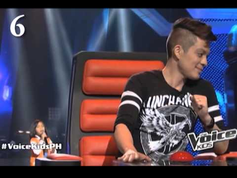 Top 15 Blind Auditions of The Voice Kids Philippines Season 1