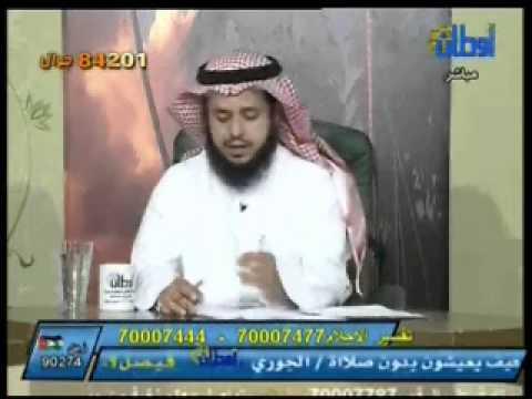 ظهور الجان على الهواء مع المفسر ابومعاذ اليافعي