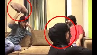 Ex Couple Ranbir Kapoor And Katrina Kaif Cute PILLOW Fight Is A Must Watch
