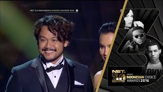Group Band Of The Year Indonesian Choice Awards 2016 on NET 3.0
