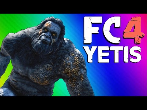 Far Cry 4 Valley of the Yetis! (Far Cry 4 Funny Moments & Gameplay)