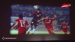 Perasaan BEPE Setelah Mencetak Gol ke Gawang Persija di GBK