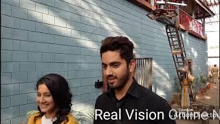 Zain Imam and Aditi Rathore Naamkaran chit chat Masti with Real Vision Online News